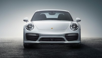 Porsche 911 frontal