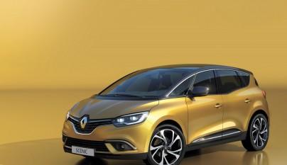 Renault Scenic 2016 1