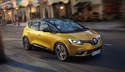 Renault Scenic 2016 40
