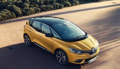 Renault Scenic 2016 41