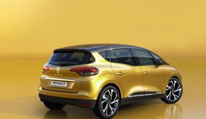 Renault Scenic 2016 6