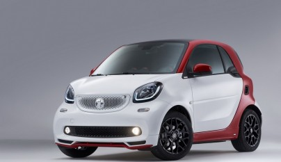 Smart Ushuaia Limited Edition 2016 frontal