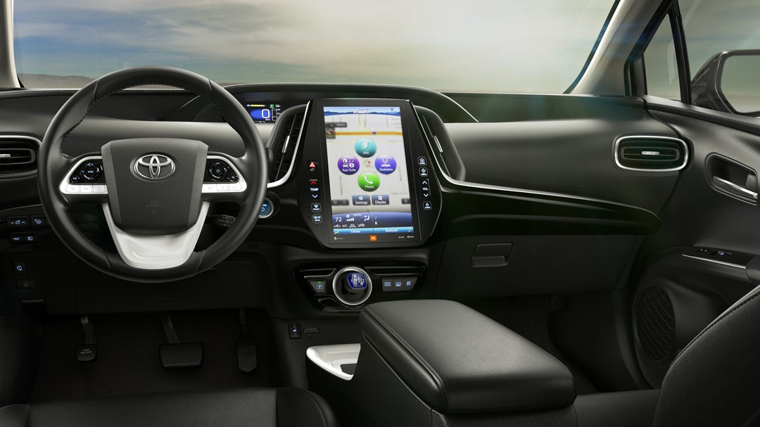 Toyota Prius Plug-In Hybrid 5