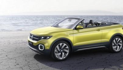 Volkswagen T-Cross Breeze 1