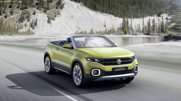 Volkswagen T-Cross Breeze 10