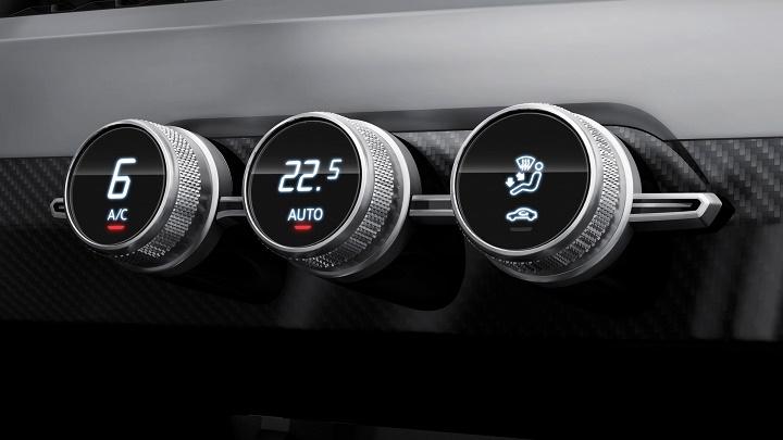 Concept Car Audi crosslane coup /Detail