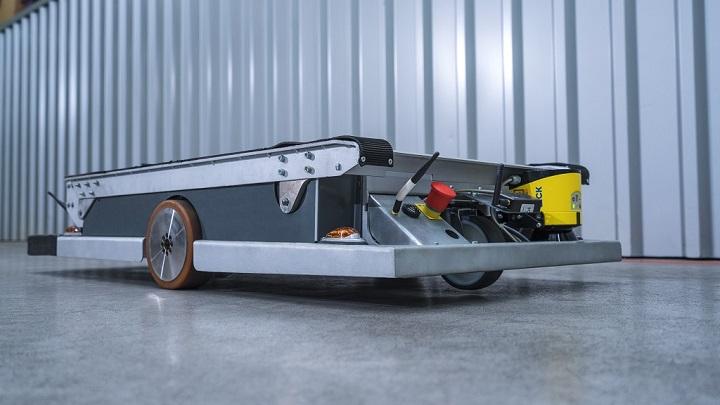 robot autonomo BMW 4
