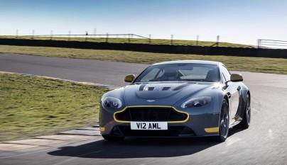 Aston Martin V12 Vantage S 2017 1