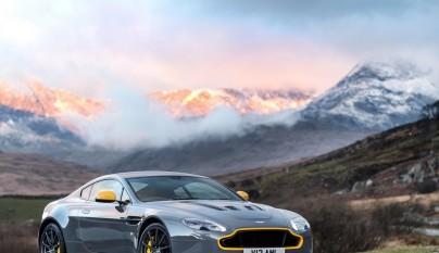 Aston Martin V12 Vantage S 2017 14