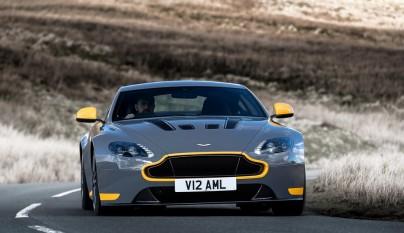 Aston Martin V12 Vantage S 2017 23