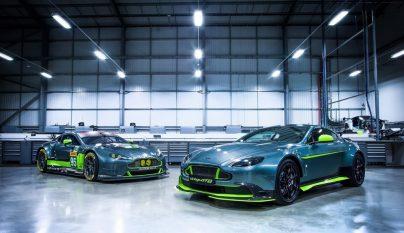 Aston Martin Vantage GT8 1