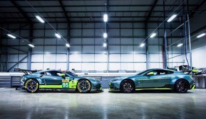 Aston Martin Vantage GT8 2