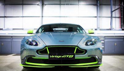 Aston Martin Vantage GT8 5