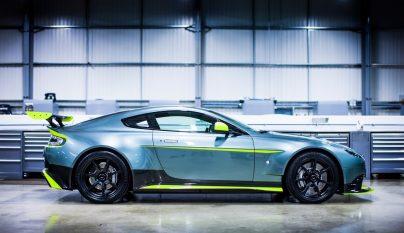 Aston Martin Vantage GT8 6
