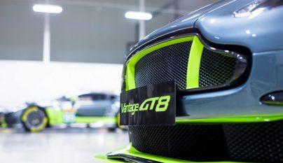Aston Martin Vantage GT8 7