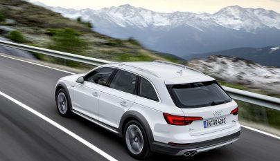 Audi A4 allroad quattro 23