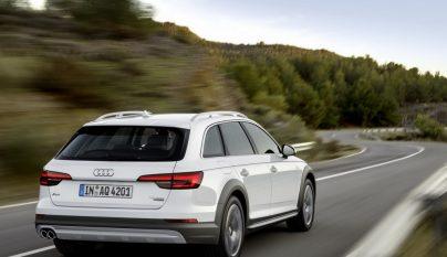 Audi A4 allroad quattro 26