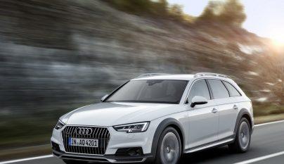 Audi A4 allroad quattro 27