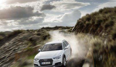 Audi A4 allroad quattro 28