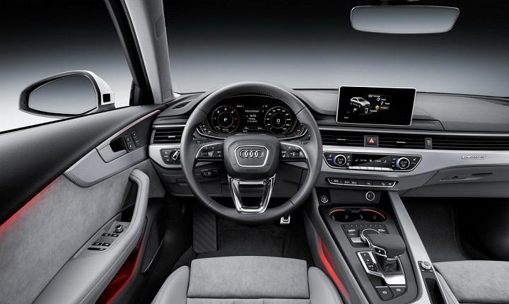 Audi A4 allroad quattro 5