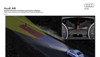 Audi A6 2017 18