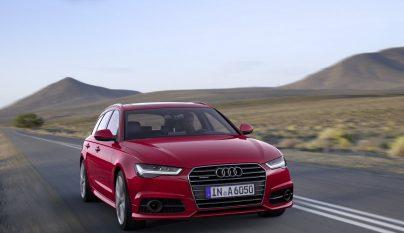 Audi A6 Avant 2017 11