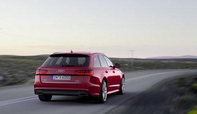 Audi A6 Avant 2017 13