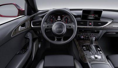 Audi A6 Avant 2017 16