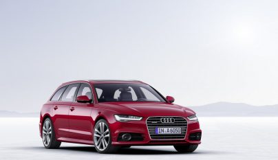 Audi A6 Avant 2017 2