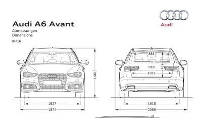 Audi A6 Avant 2017 20