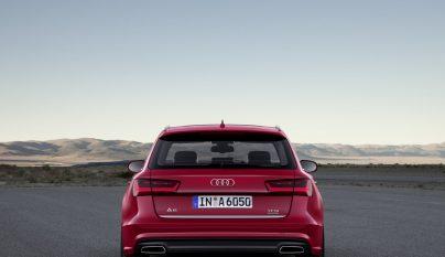 Audi A6 Avant 2017 4