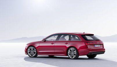 Audi A6 Avant 2017 9