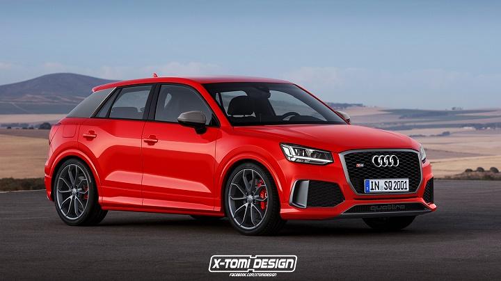 Audi Q2 RS