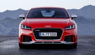 Audi TT RS 1