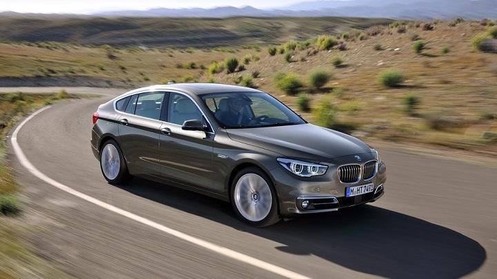 BMW Serie 5 Gran Turismo 2