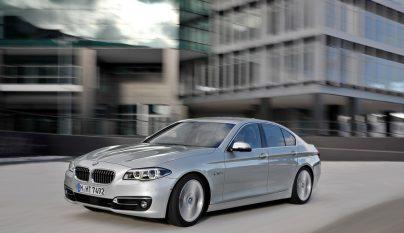 BMW Serie 5 sedan 2