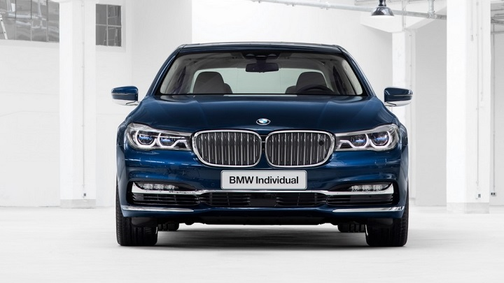 BMW Serie 7 edicion especial centenario 1
