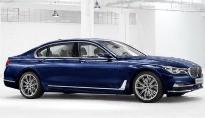 BMW Serie 7 edicion especial centenario 5
