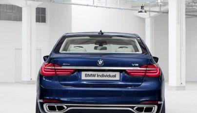 BMW Serie 7 edicion especial centenario 8