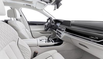 BMW Serie 7 edicion especial centenario 9