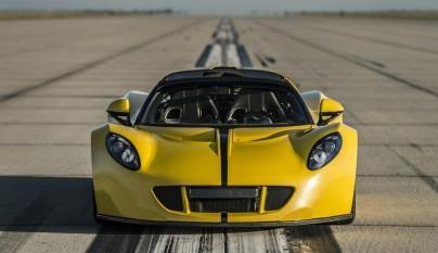 Hennessey Venom GT Spyder Record Guinness 21
