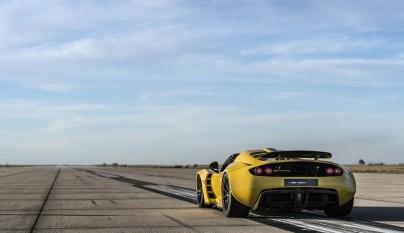Hennessey Venom GT Spyder Record Guinness 26