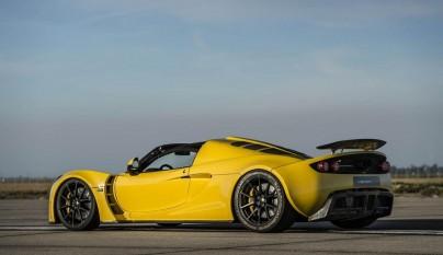 Hennessey Venom GT Spyder Record Guinness 27