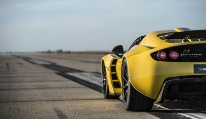 Hennessey Venom GT Spyder Record Guinness 28