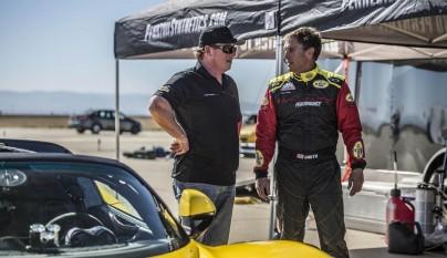 Hennessey Venom GT Spyder Record Guinness 8