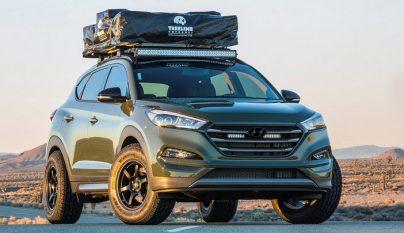 Hyundai Tucson JP Edition 7