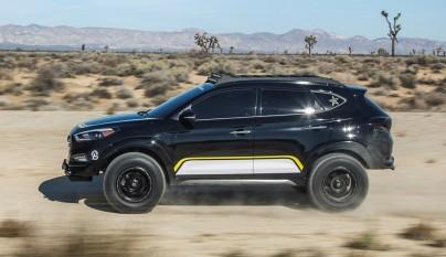 Hyundai Tucson Rockstar Performance Garage 5