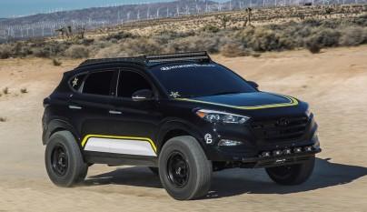 Hyundai Tucson Rockstar Performance Garage 6