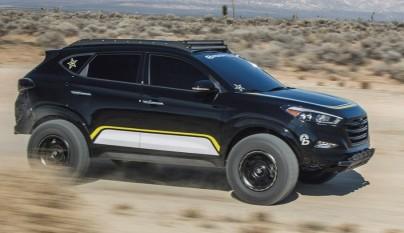 Hyundai Tucson Rockstar Performance Garage 7
