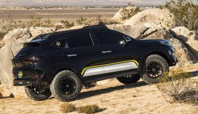 Hyundai Tucson Rockstar Performance Garage 9